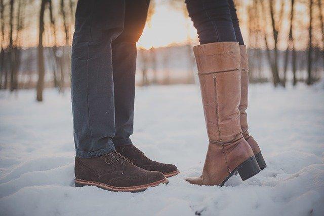 Męskie obuwie na zimę